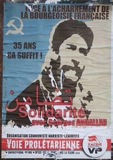 Face à l'acharnement de la bourgeoisie française