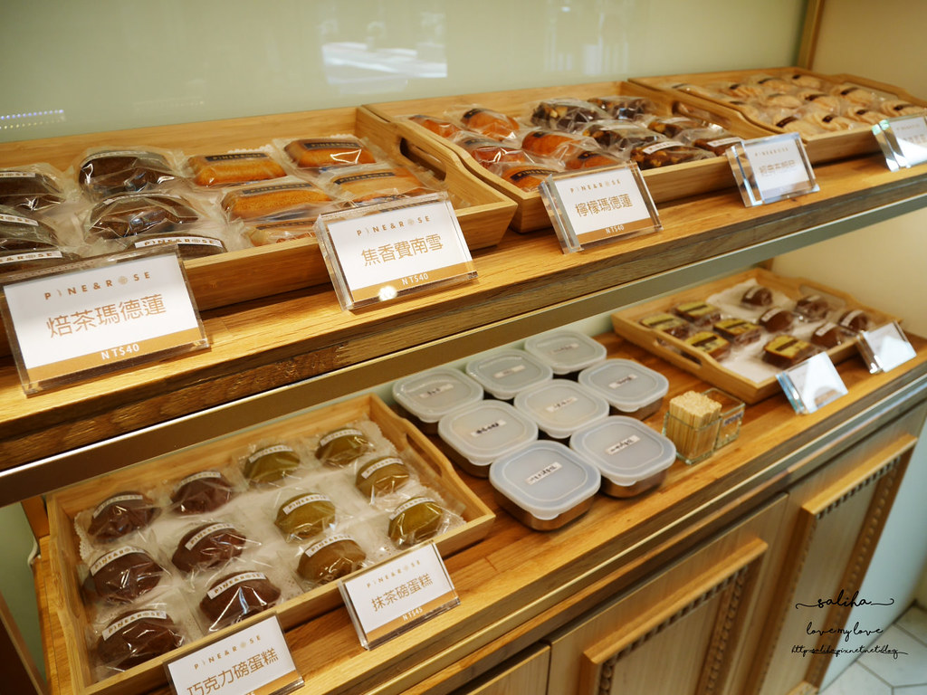 台北大安區好吃生日蛋糕外帶蛋糕推薦甜點松薇食品PINEROSE (2)