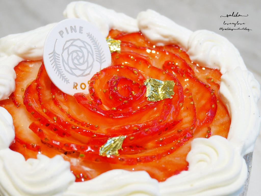 台北聖誕蛋糕推薦松薇食品有限公司PINEROSE (1)