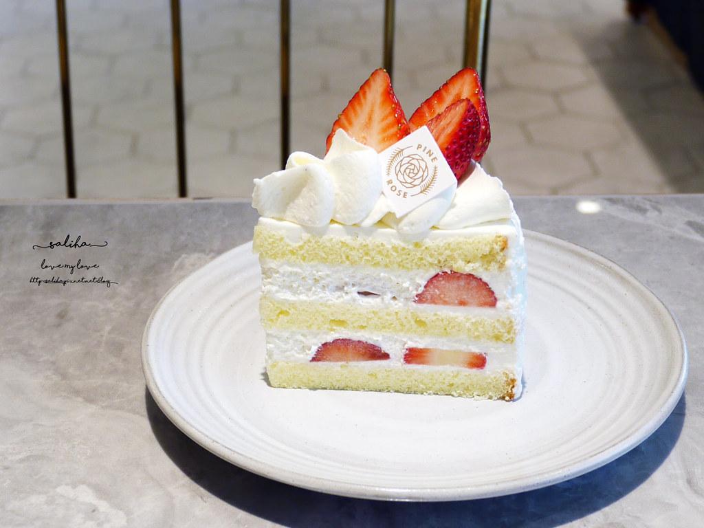 台北大安區東門站麗水街好吃蛋糕店推薦松薇食品有限公司PINEROSE (5)