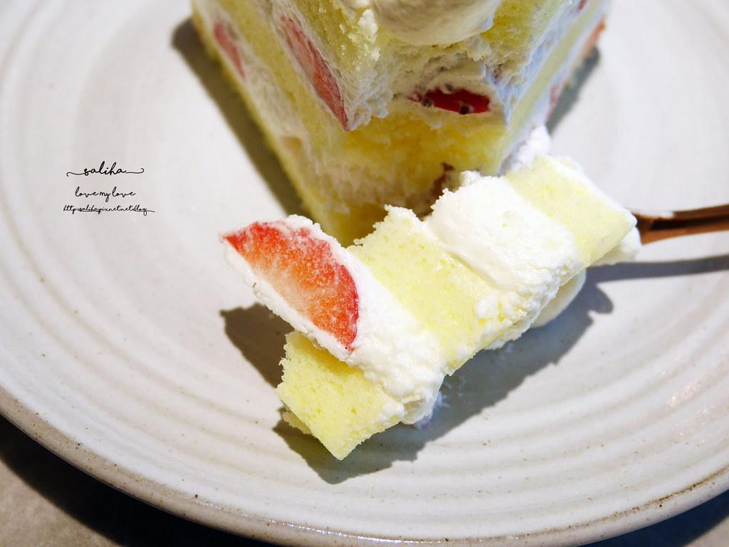 台北大安區麗水街好吃蛋糕下午茶咖啡廳甜點推薦松薇食品PINEROSE (1)