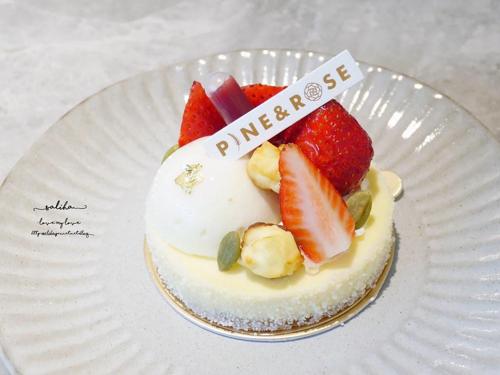 台北大安區東門站麗水街好吃蛋糕店推薦松薇食品有限公司PINEROSE (1)