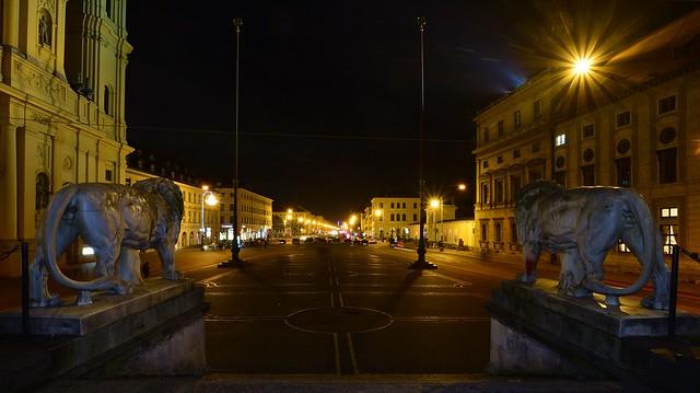 Munich - Odeonsplatz