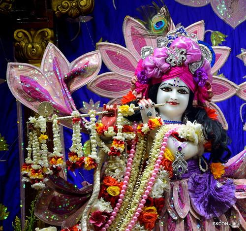 ISKCON Juhu Sringar Deity Darshan on 21st Nov 2019