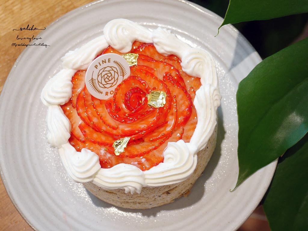 台北麗水街永康街東門站必吃甜點下午茶咖啡廳松薇食品PINEROSE (3)