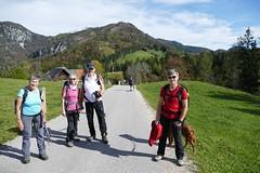 Wanderung Kleinerberg