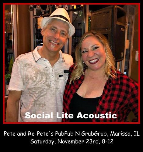 Social Lite Acoustic 11-23-19