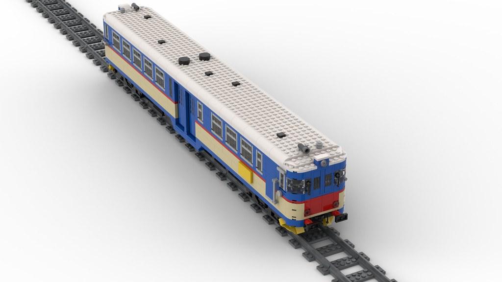 Lego ALn668 - CEVA-ORMEA 1:38