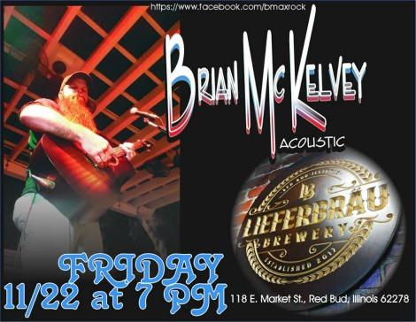 Brian McKelvey 11-22-19
