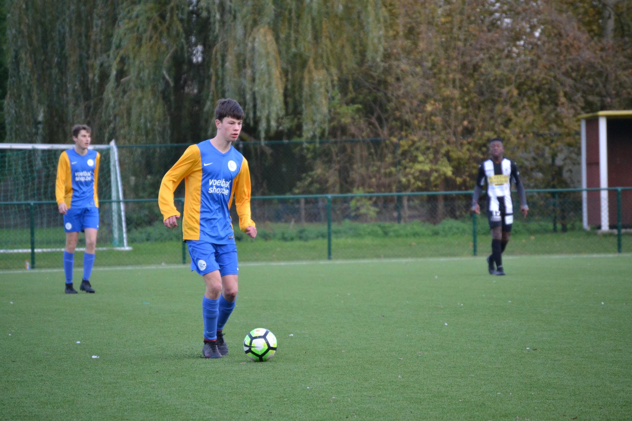 U17A - 16/11/2019 - Sporting Kampenhout vs S.C. Eendracht Aalst