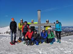 Skitour Postalm