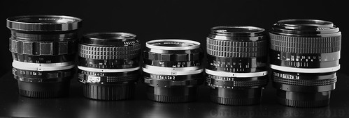 Lens Stories ~ Lens Lineup