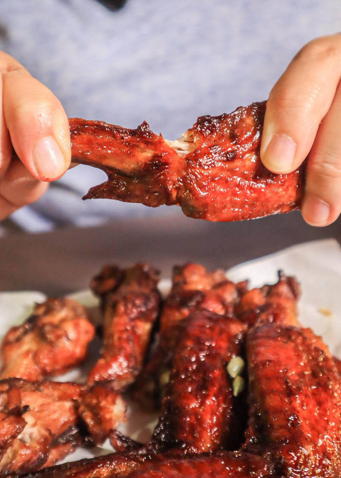 chicken pull