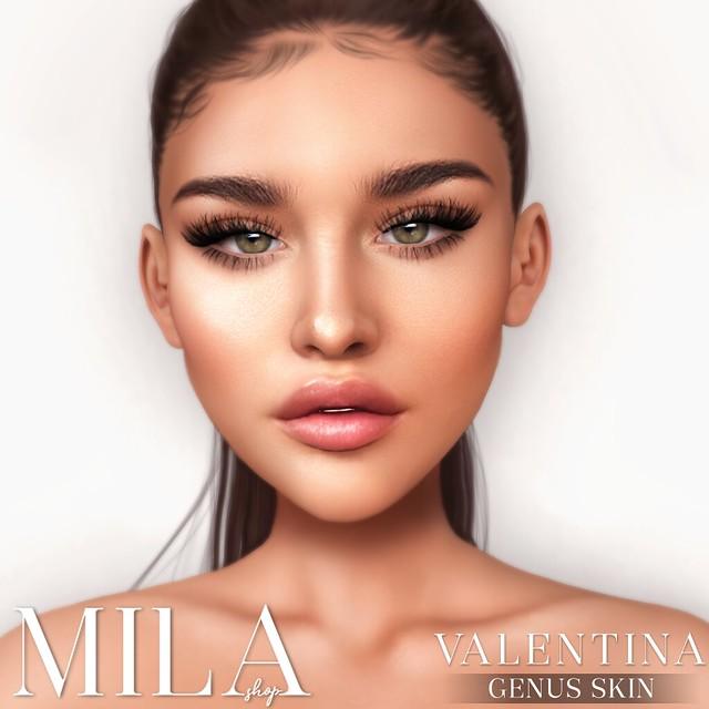 . MILA . Valentina Skin [GENUS/BOM]
