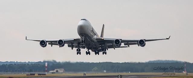 Boeing 747-400F Atlas Air