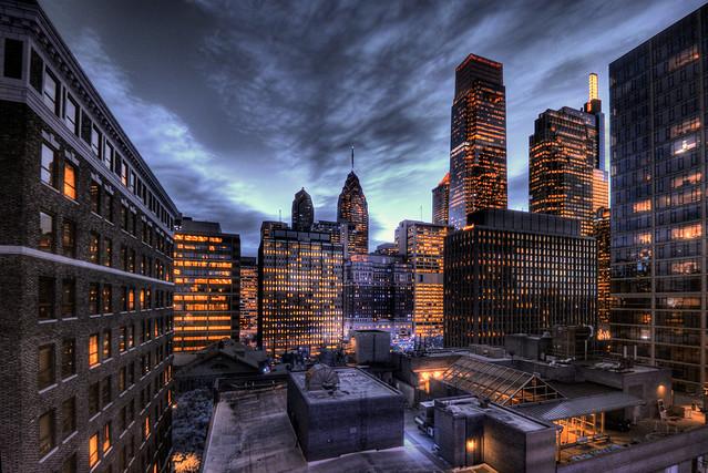 City Blue (IR)