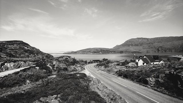 Road to Ardmair Point