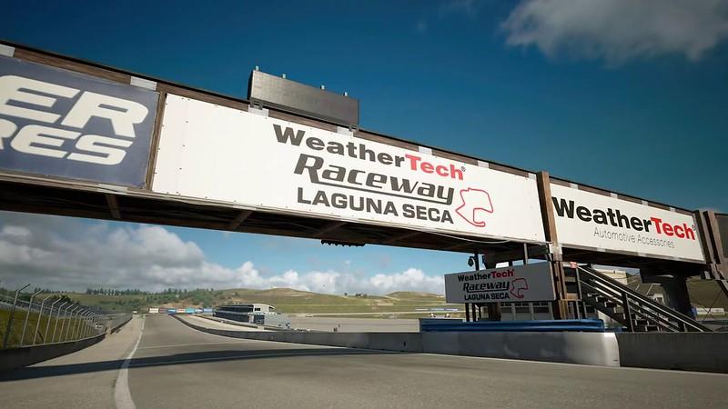 GT Sport WeatherTech Raceway Laguna Seca 3