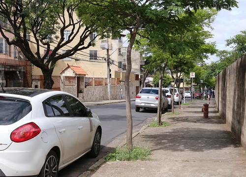 Visita técnica para vistoriar as condições da Rua Carlos Chettino, no Bairro Gameleira, devido a problemas no sistema viário da via e adjacências - Comissão de Desenvolvimento Econômico, Transporte e Sistema Viário