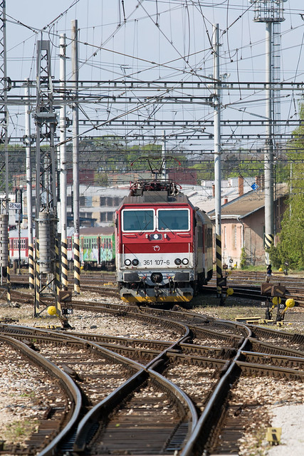 ŽSSK 361 107 Trnava