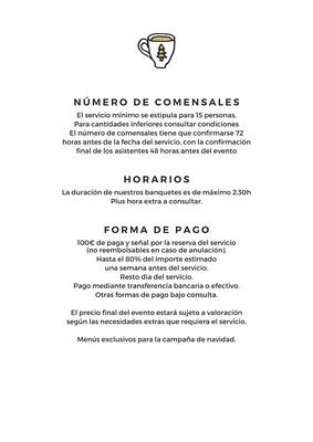 Info Menús Grupos Subur Marítim