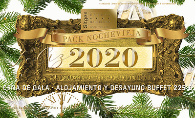 Pack Cap d'Any a Hotel Estela