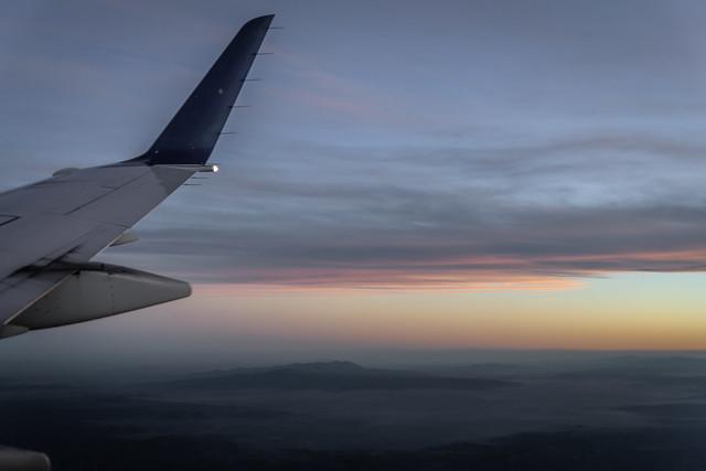 LAX-ABQ Flight