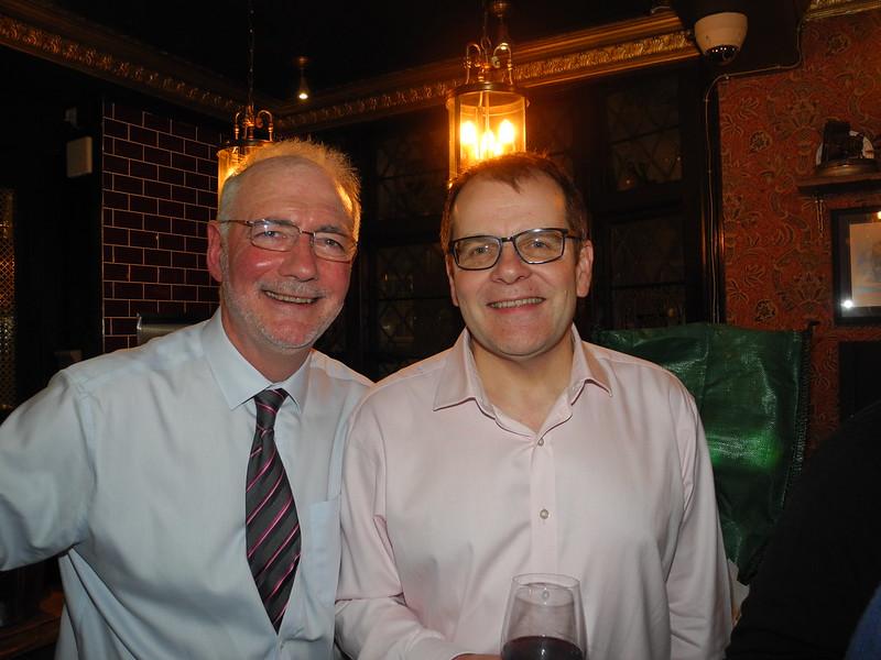Alex Prentice and Eric Steedman