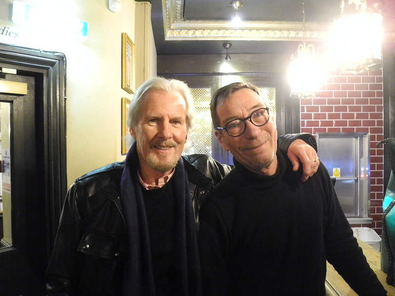 David Robb and Martin Pottinger.