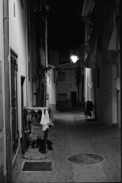 Drying the laundry (Covilhã)