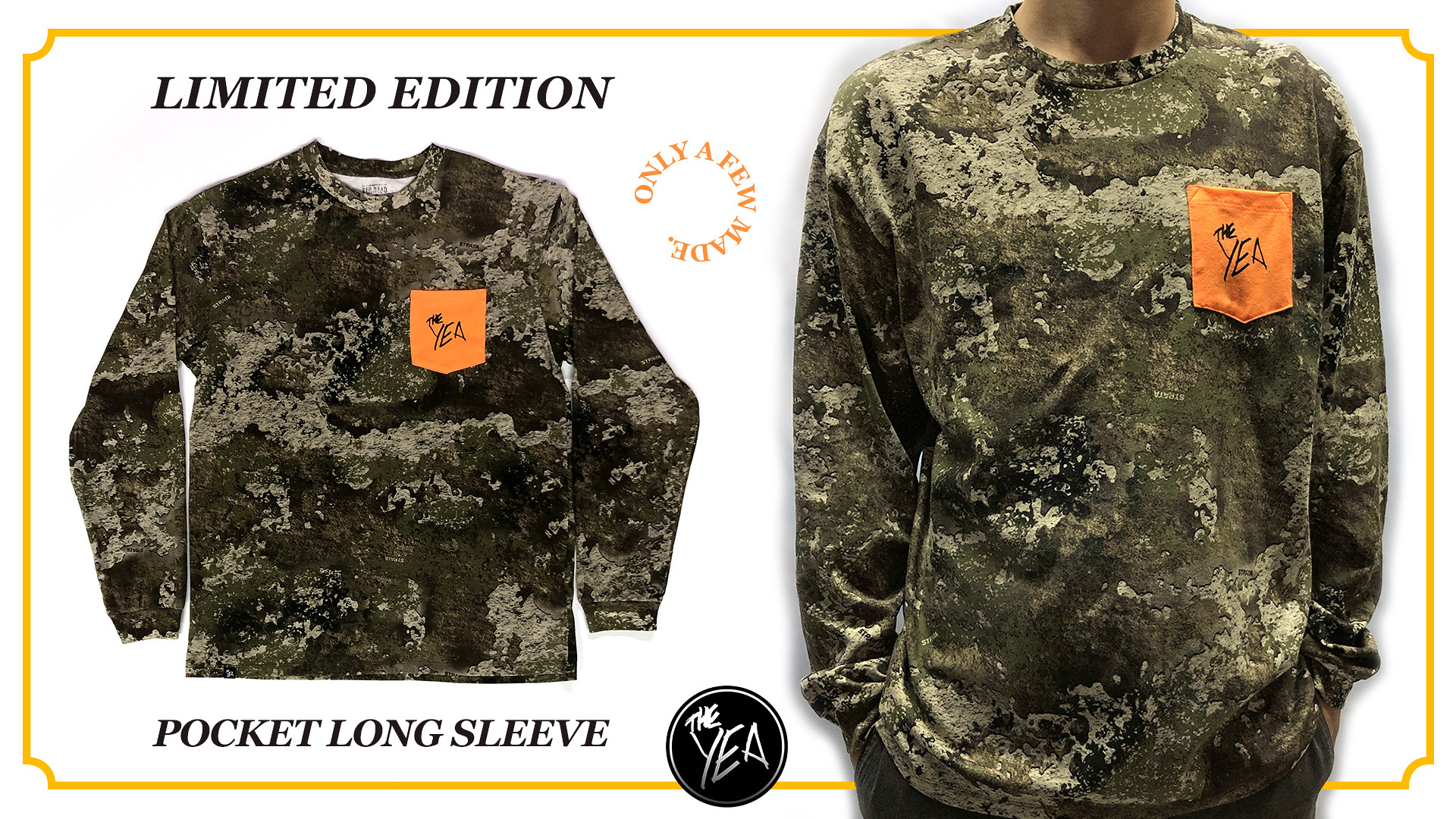 Spot Hunter Long Sleeve Tee