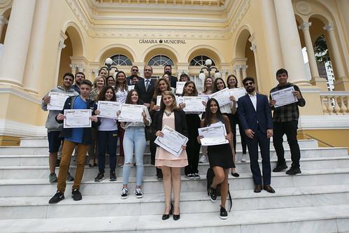 Encerramento Parlamento Jovem