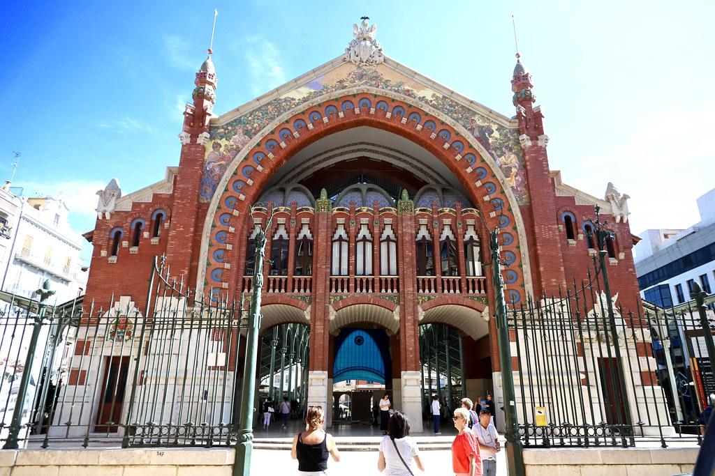 Mercado de Colón / Valencia