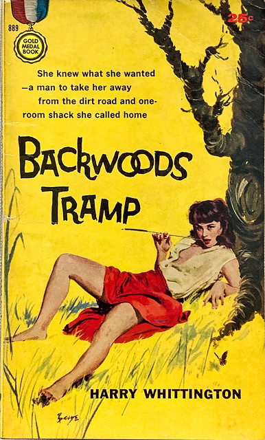 Gold Medal 889 Paperback Original (June 1959). First Printing. Cover Art by Barye Phillips