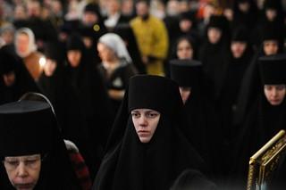 20.11.2019 | Литургиz по случаю дня рождения Святейшего Патриарха Кирилла