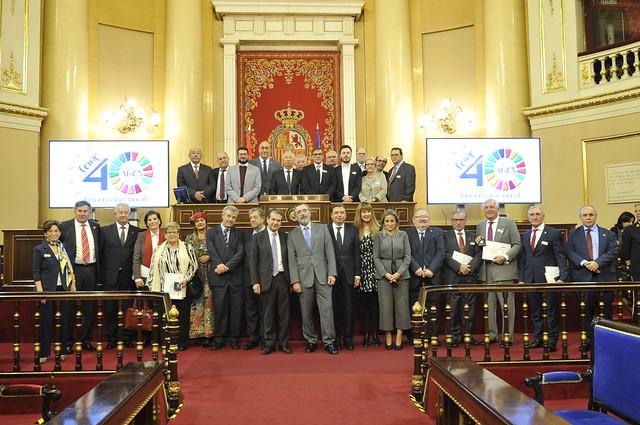 Acto Conmemorativo del 40º Aniversario de las Primeras Elecciones Municipales Democráticas