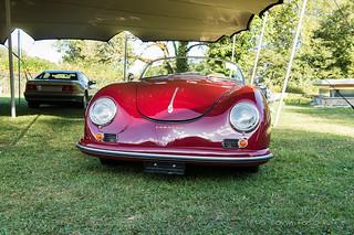 Porsche 356 A Speedster - 1958