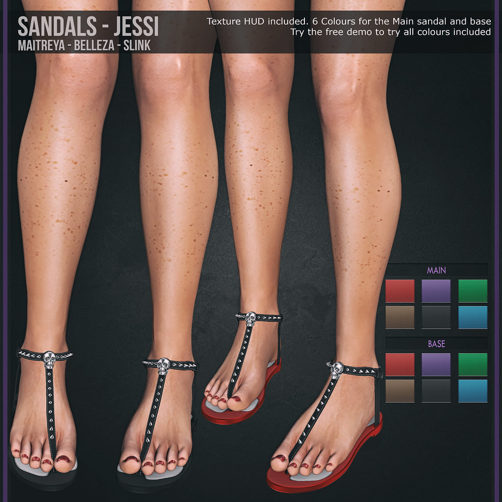 Tooty Fruity - Sandals - Jessi