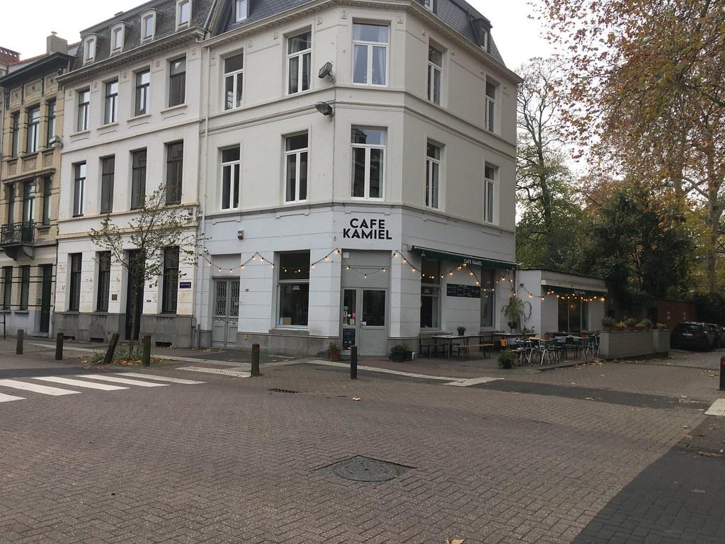 Café Kamiel - calle