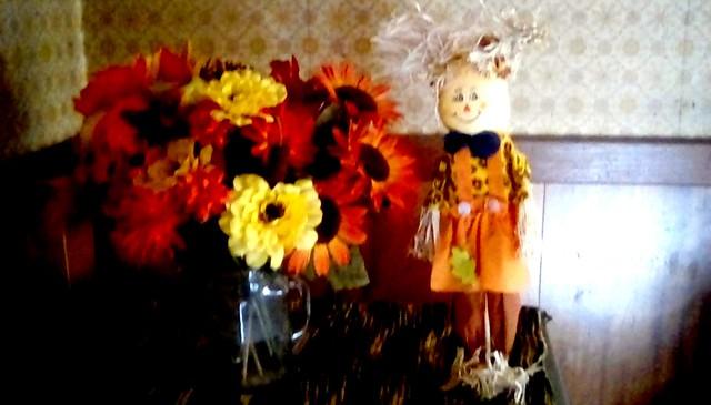Autumn Decorations! Menominee Michigan