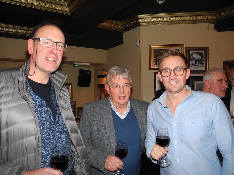 Fraser, Alistair and Paul