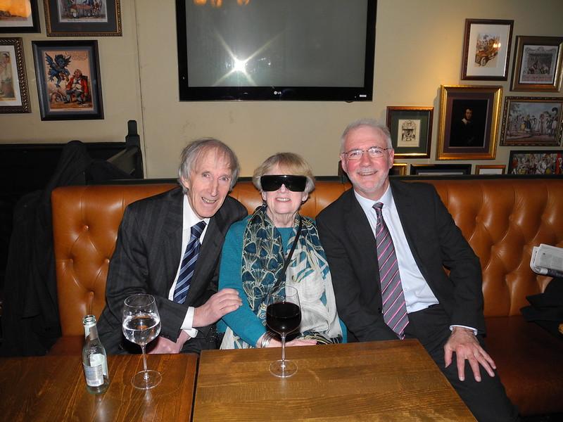 Gordon, Catherine and Alex