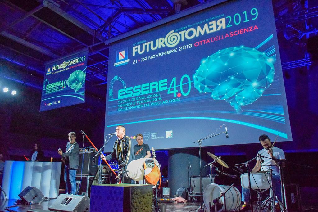 FUTURO REMOTO 2019: ESSERE 4.0 | 21 novembre