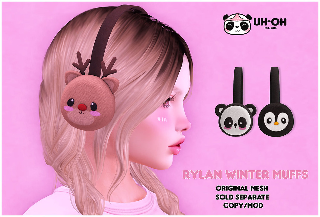 uh-oh: Rylan Winter Muffs @ Sanarae