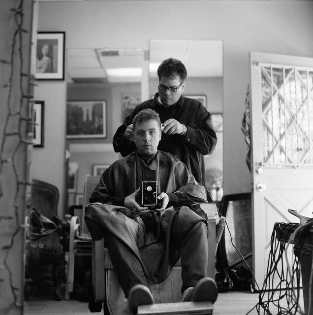 Barber's Chair II