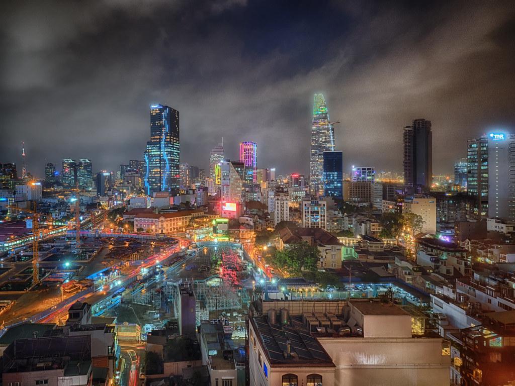 Sundown Saigon