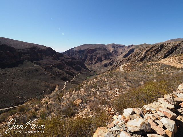 Down The Swartberg Pass