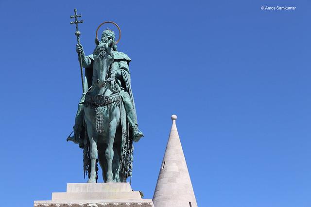 Fisherman's bastion Budapest !