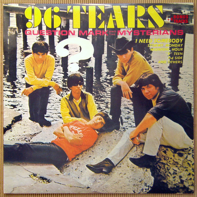 Question Mark And The Mysterians - 96 Tears [1966]
