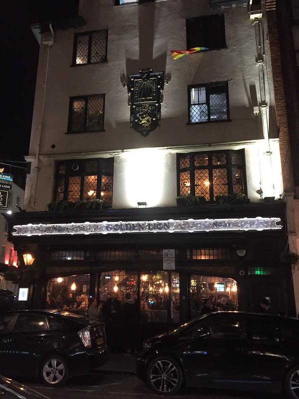 The Golden Lion - Dean Street